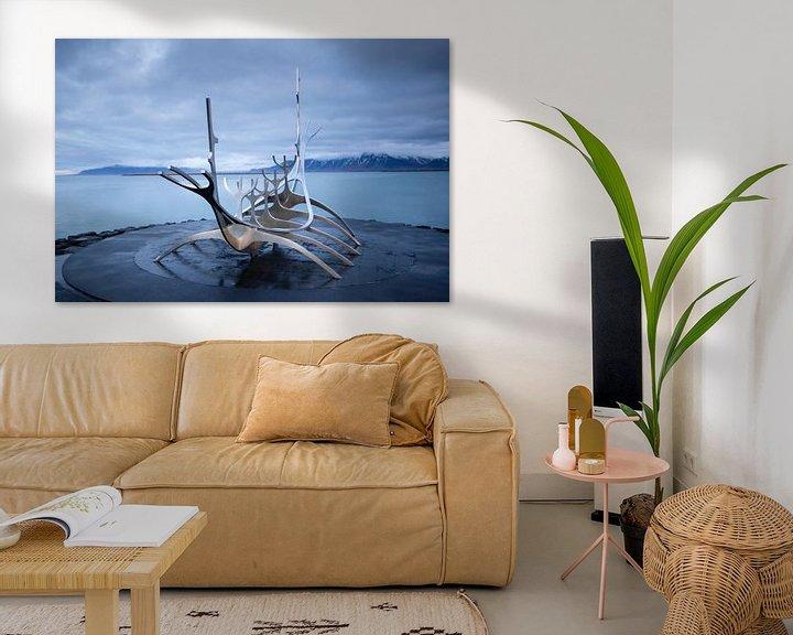 Sfeerimpressie: Vikingschip Sun Voyager van Marcel Alsemgeest