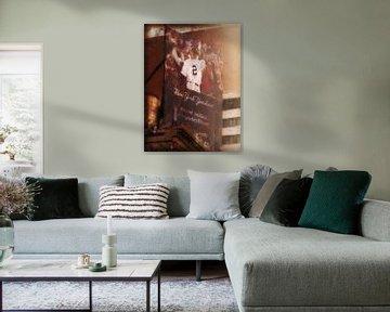 New Yorker Plakatwerbung Yankees von Joost Hogervorst