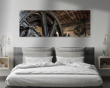 Lederfabrik Oisterwijk - Alte Fabrikhalle von Frens van der Sluis