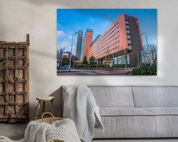 Interpolis kantoor aan de Spoorlaan in Tilburg