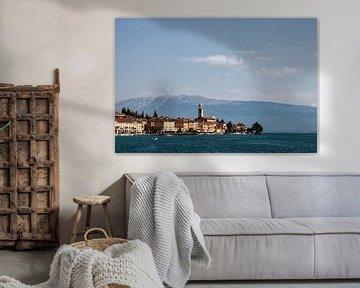 Salò aan het Gardameer - Italië