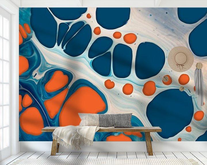 Sfeerimpressie behang: Confusion 5 van Art Pour Toi