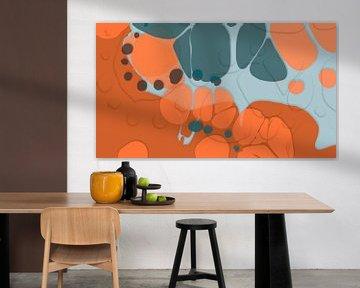 Overvloeien 3 van Art Pour Toi
