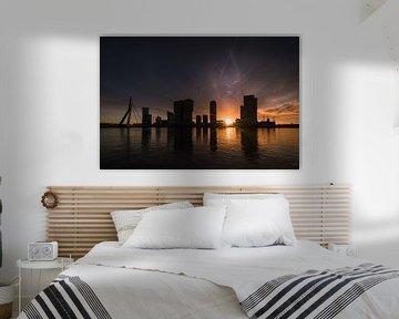 Rotterdam, Zon  sur Jolanda Wisselo