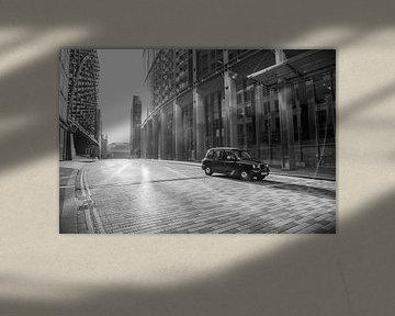 London taxi 2016 von Omri Raviv