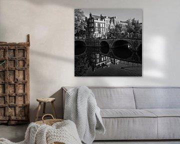 Keizergracht Amsterdam van Tom Elst