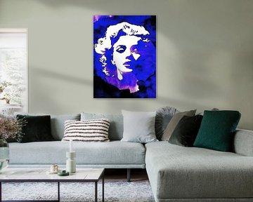 MarilynBlue von Lucienne van Leijen