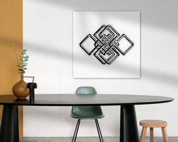 Metallornament von Jörg Hausmann