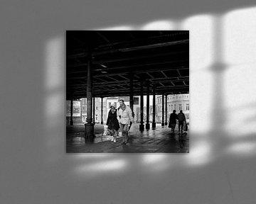 Straßenfotografie in Antwerpen von Raoul Suermondt
