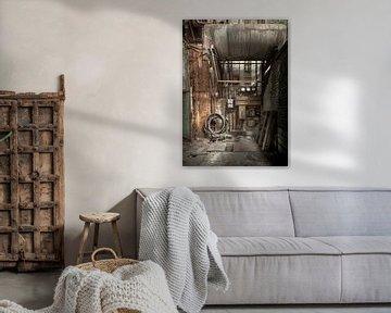 Fabrik von Olivier Photography