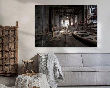Steampunk factory von Steve Mestdagh