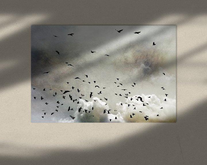 Sfeerimpressie: Wings van Jenny de Groot