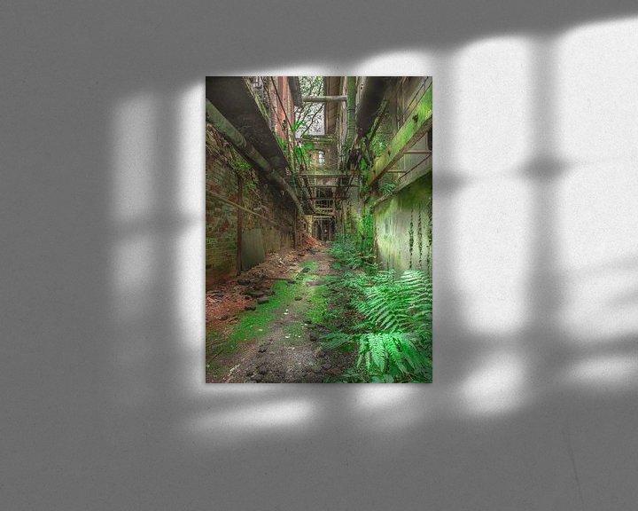 Sfeerimpressie: Industrial nature van Olivier Photography