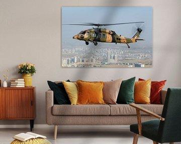Turkse Landmacht S-70 Black Hawk