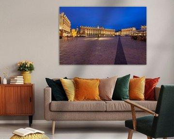Het prachtige centrum Place Stanislas in de Franse stad Nancy  van Fotografiecor .nl