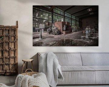 Generatorhalle von Olivier Photography