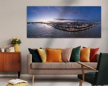 Nijmegen Sunrise van Paul Glastra Photography