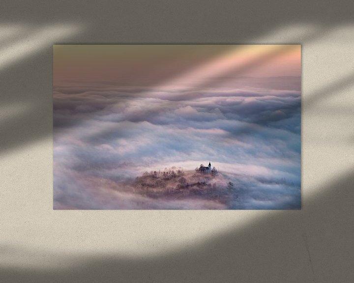 Sfeerimpressie: Mysterieuze mist van René Pronk