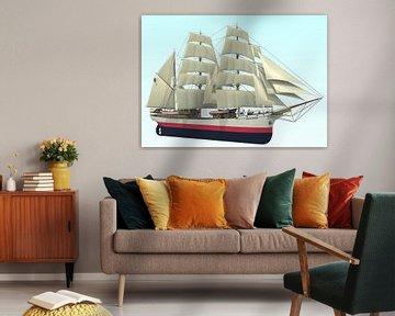 Picton Castle von Simons Ships