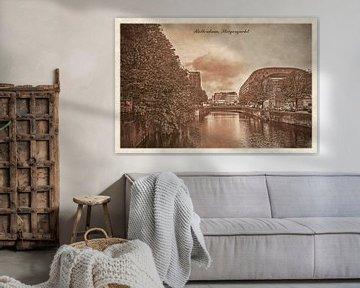 Oude ansichten: Rotterdam Steigergracht