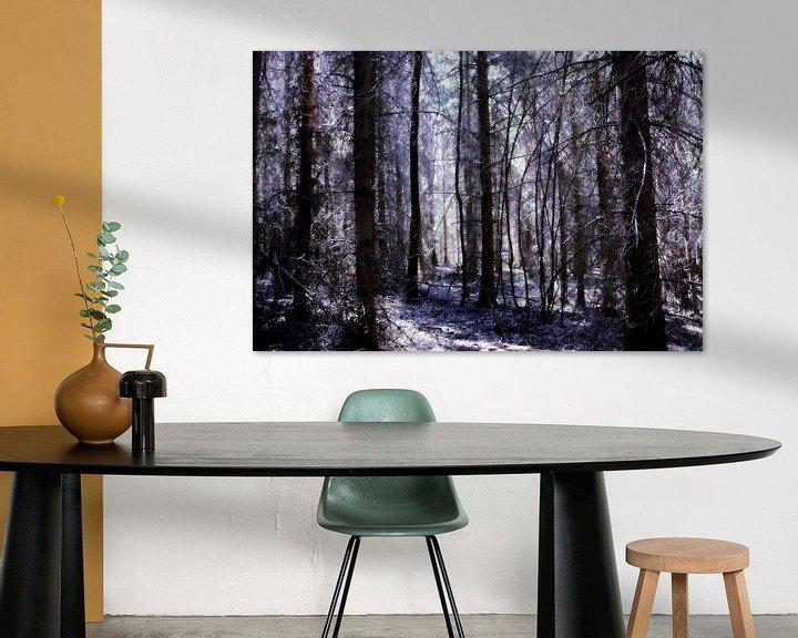 Sfeerimpressie: Forest of Fairies van Forestia Arts