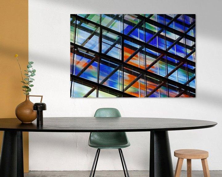 Sfeerimpressie: Mondriaan van Margaretha Gerritsen