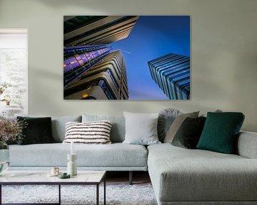 Kleurrijke Torens von Ramón Tolkamp