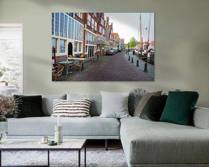 Sfeerimpressie: NEDERLAND/THE NETHERLANDS van Roelof Touw