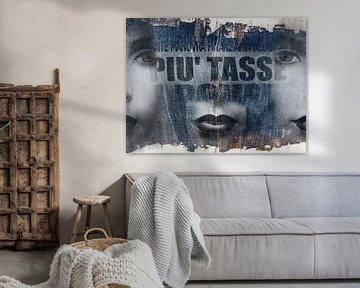 PIU' TASSE von Gabi Hampe