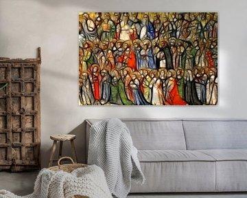 Schilderij van Allerheiligen van Atelier Liesjes