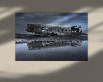Abandoned DC3 wreckage (1) van Andreas Jansen