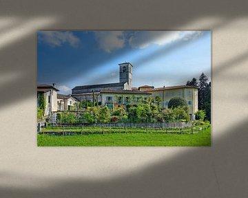 San Vittore in Brezzo di Bedero von Gisela Scheffbuch