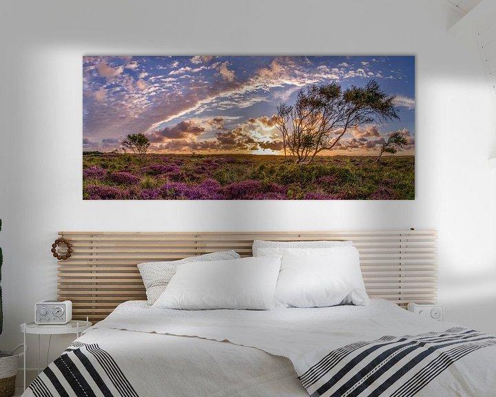 Sfeerimpressie: De Bollekamer - Heide op Texel  van Texel360Fotografie Richard Heerschap