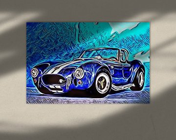 Shelby COBRA - Hell On Four Wheels