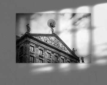 het paleis op de Dam in Amsterdam von Mike Bot PhotographS
