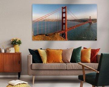 Golden Gate Bridge von Kurt Krause