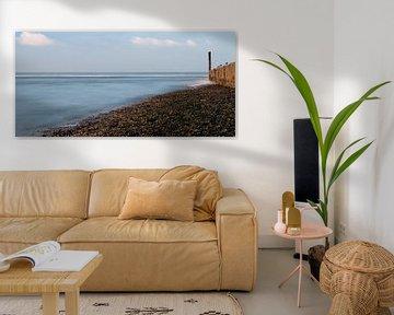 Zeeuwse kust van Ans Janssen