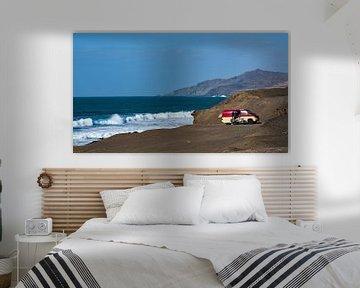 Vakantiebeeld op Fuerteventura, Canarische Eilanden, Spanje. sur Harrie Muis