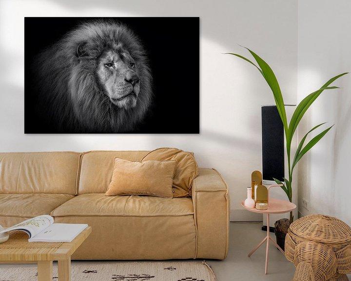 Sfeerimpressie: De koning van Ron Meijer Photo-Art