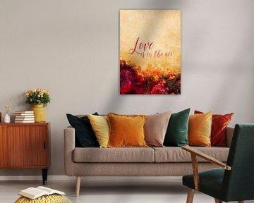 LOVE IS THE AIR Portrait von Pia Schneider