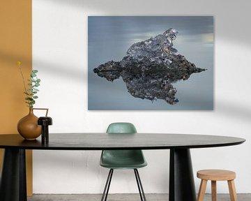 Drijvend ijs van Roelof Nijholt