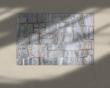 Abstract Wall van Sander van Mierlo