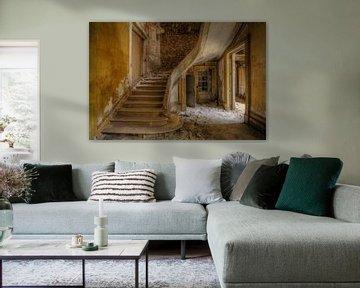 Beautiful Stairs von Vivian Teuns