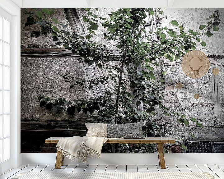 Beispiel fototapete: Lost Place von Andrea Meister