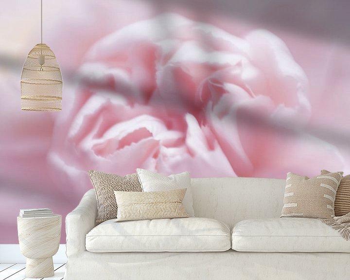 Sfeerimpressie behang: Sweet softness van LHJB Photography