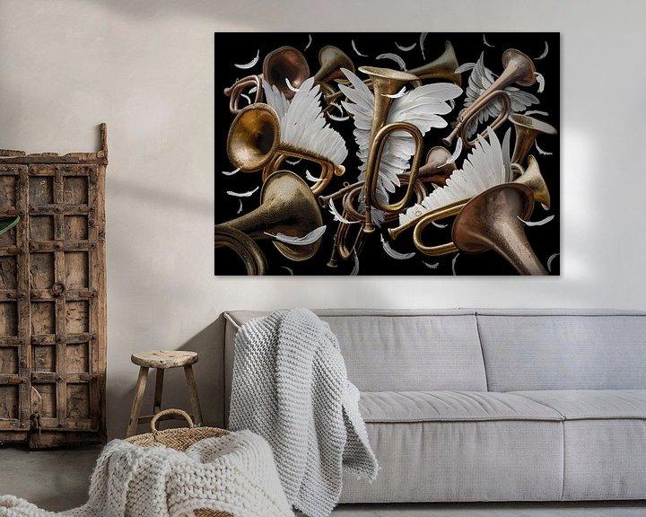 Sfeerimpressie: Flügelhorn van Olaf Bruhn