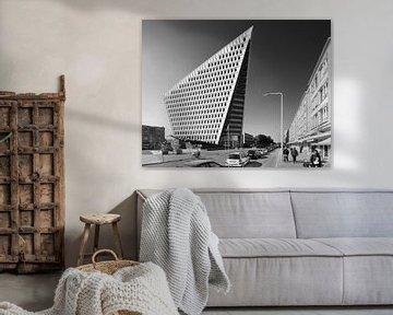 Stadskantoor Leyweg Den Haag von Raoul Suermondt