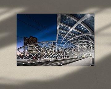Metrostation Den Haag Centraal