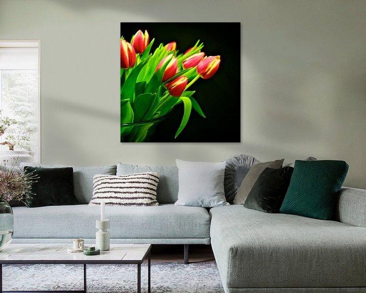 Sfeerimpressie: Tulpen van Dennis Beentjes