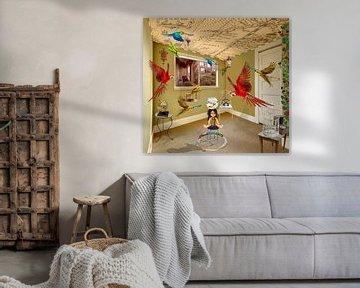 My room (3) van Barbara van Druten